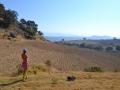 Bieganie na wzgórzach Tenango na wysokości 2850 m n.p.m.
