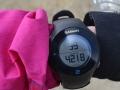 Na wysokości w granicach 4200 m n.p.m. pokonaliśmy ponad 10 km marszem. O jakim kolwiek biegu nie ma mowy. Oddycha się naprawdę cieżko.