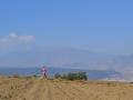 Wzgórza Tenango w okolicy Santa Maria Rayon